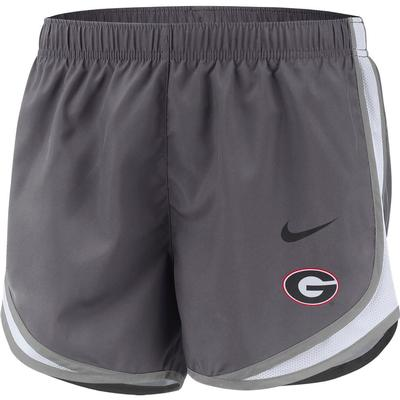 Georgia Nike Women's Dri-FIT Tempo Shorts