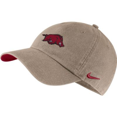 Arkansas Nike H86 Adjustable Cap