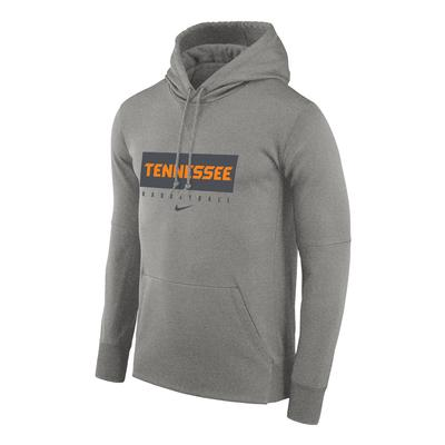 Tennessee Basketball Nike Therma Hoodie