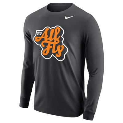 Tennessee One Fly All Fly Script Nike Tee