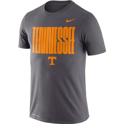 Tennessee Nike Men's Legend Crew Tee