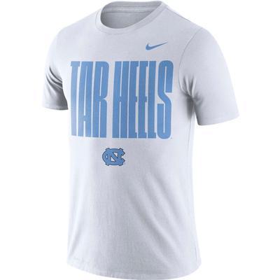 UNC Nike Men's Legend Crew Tee