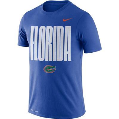 Florida Nike Men's Legend Crew Tee