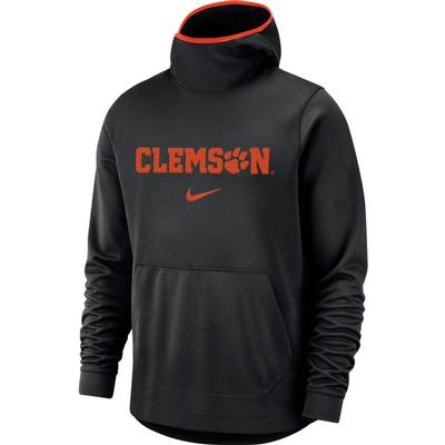 Clemson Men's Nike Spotlight Basketball Hoody