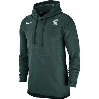 Michigan State Nike Jersey Club Pullover Hoody