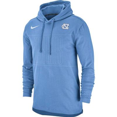 UNC Nike Jersey Club Pullover Hoody