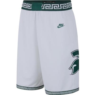 Michigan State Nike Commemorative Replica Basketball Shorts