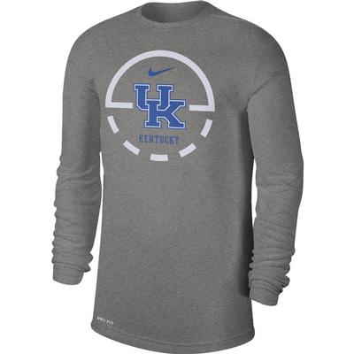 Kentucky Nike Men's Dry Legend Key 2.0