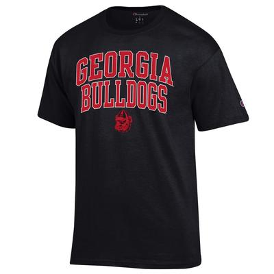 Georgia Champion Women's Arch Tee