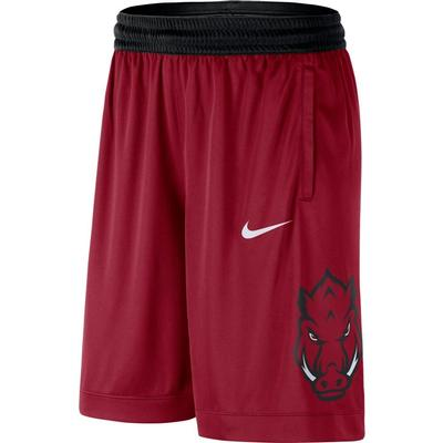 Arkansas Nike Men's Dri-fit Basketball Shorts