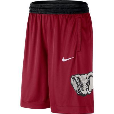 Alabama Nike Men's Dri-fit Basketball Shorts
