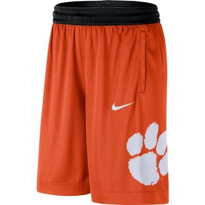 Clemson Nike Men's Dri-fit Basketball Shorts