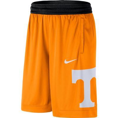 Tennessee Nike Men's Dri-fit Basketball Shorts