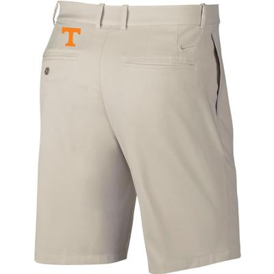 Tennessee Nike Golf Flex Core Shorts LT_BONE