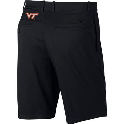 Virginia Tech Nike Golf Flex Core Shorts BLACK