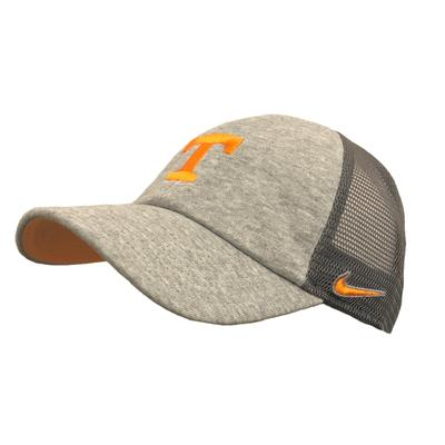 Tennessee Terry Heathered Heritage 86 Adjustable Meshback Hat