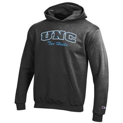 UNC Champion Youth Arch Hoody