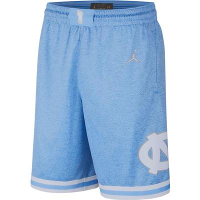 UNC Jordan Brand Limited Commemorative Basketball Shorts