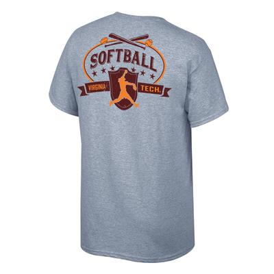 Virginia Tech Softball T-Shirt