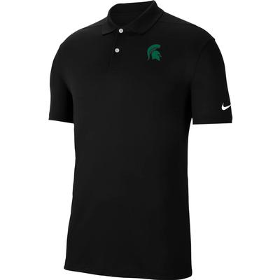 Michigan State Nike Golf Dry Victory Solid Polo