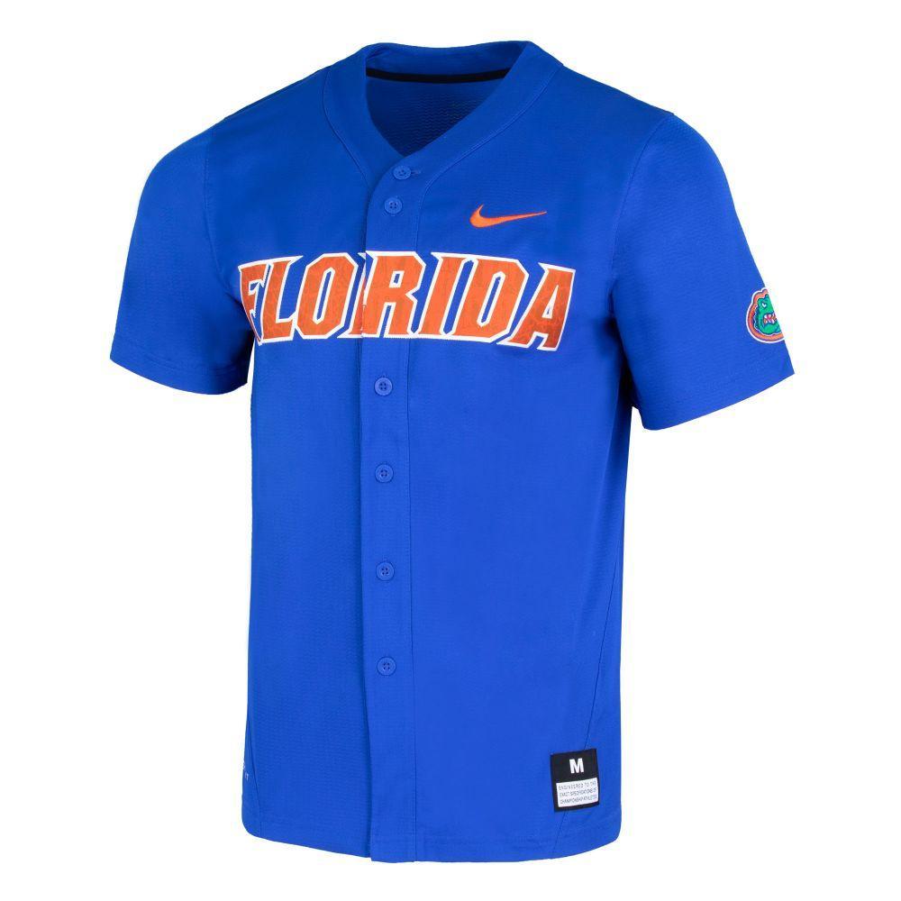 Florida Nike Baseball Jersey