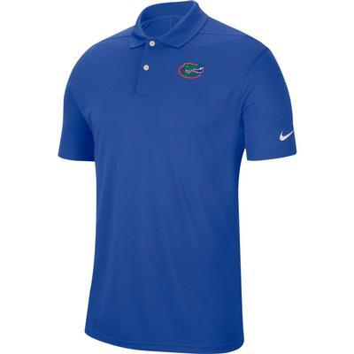 Florida Nike Golf Dry Victory Solid Polo ROYAL