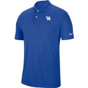 Kentucky Nike Golf Dry Victory Solid Polo