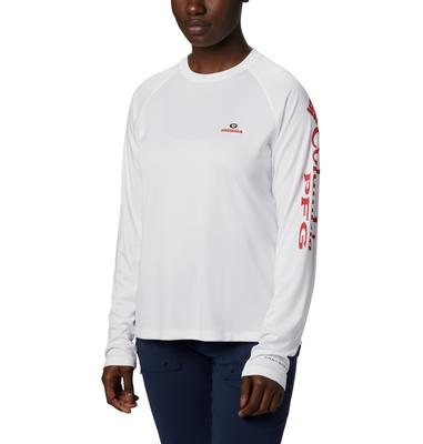 Georgia Columbia Tidal Long Sleeve Shirt