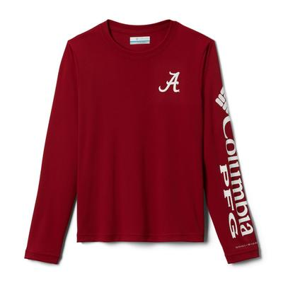 Alabama Columbia Youth Terminal Tackle Tee