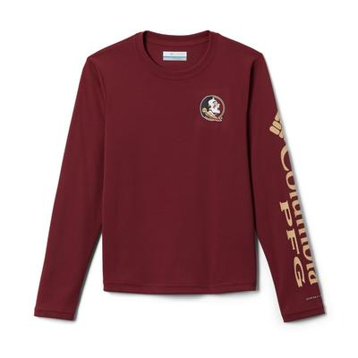 Florida State Columbia Youth Terminal Tackle Tee