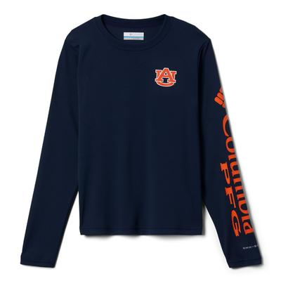 Auburn Columbia Youth Terminal Tackle Tee