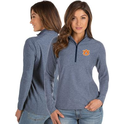 Auburn Antigua Women's Spirit 1/4 Zip Pullover