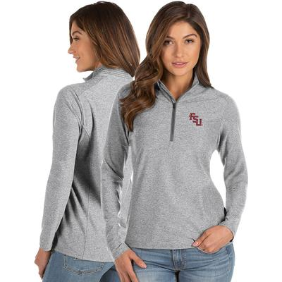 FSU Antigua Women's Spirit 1/4 Zip Pullover
