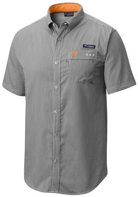 Tennessee Columbia Harborside Gingham Shirt