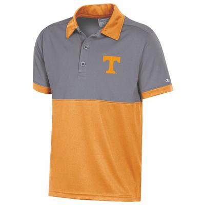 Tennessee Champion Youth Sueded Polo