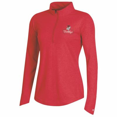 Georgia Champion Women's Field Day 1/4 Zip Pullover