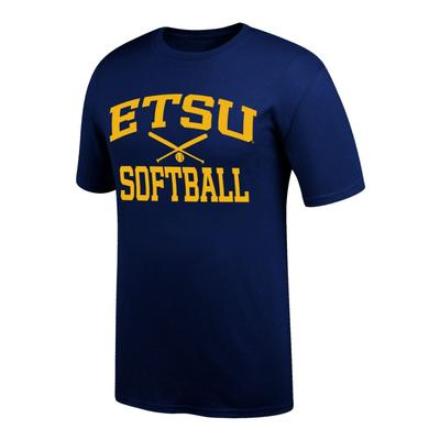 ETSU Basic Softball Tee
