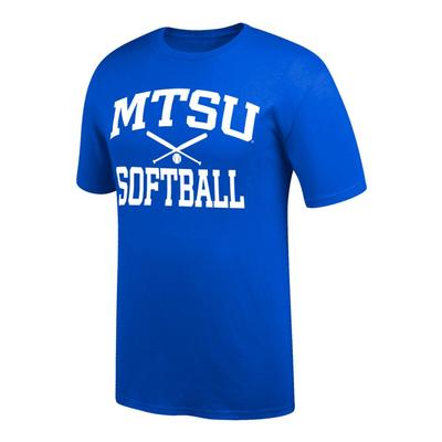 MTSU Basic Softball Tee