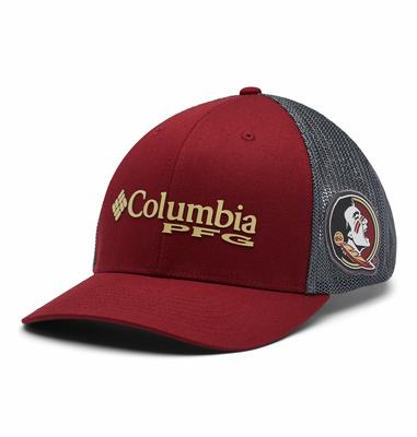 Florida State Columbia PFG Mesh Snap Back Hat
