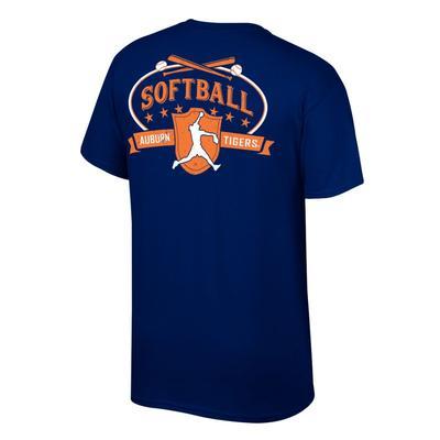 Auburn Softball Tee