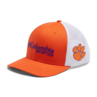 Clemson Columbia PFG Mesh Snap Back Hat
