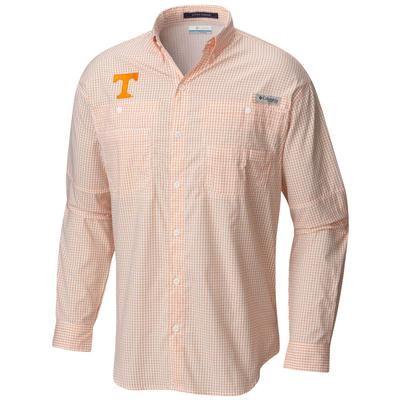 Tennessee Columbia Super Tamiami Long Sleeve Shirt