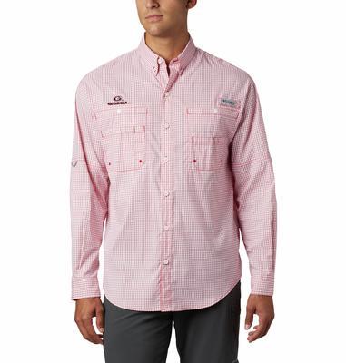 Georgia Columbia Super Tamiami Long Sleeve Shirt