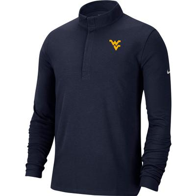 West Virginia Nike Golf Victory 1/2 Zip Pullover