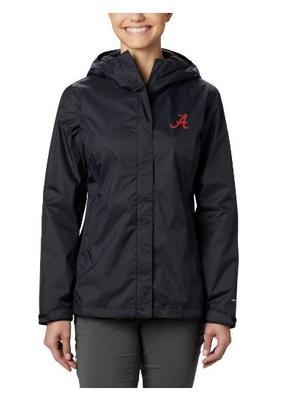 Alabama Columbia Arcadia Rain Jacket