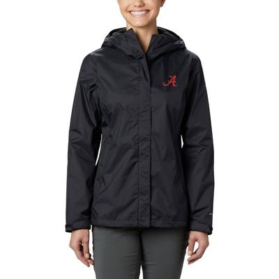 Alabama Columbia Arcadia Rain Jacket