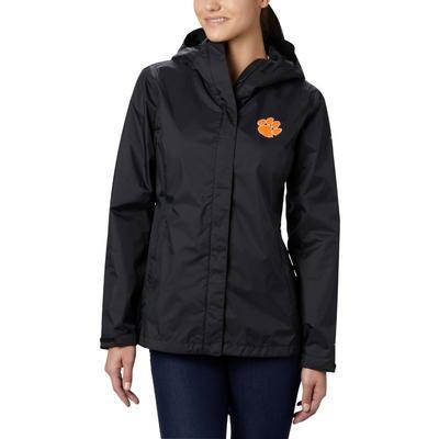 Clemson Columbia Arcadia Rain Jacket
