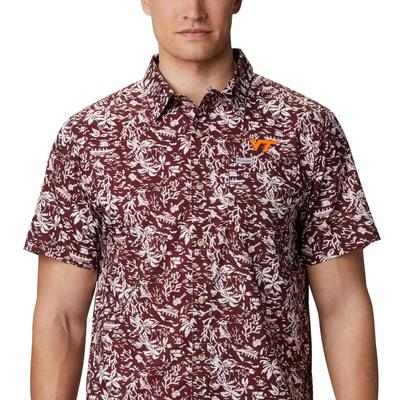 Virginia Tech Columbia Tide Shirt
