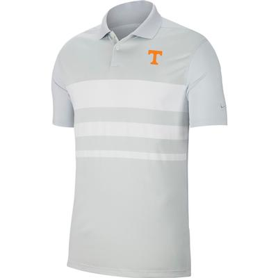 Tennessee Nike Golf Dry Vapor Stripe Polo