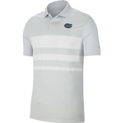Florida Nike Golf Dry Vapor Stripe Polo